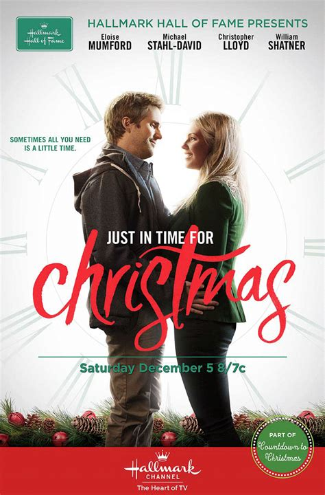 film love for christmas just in time for christmas movie trailer reviews and more