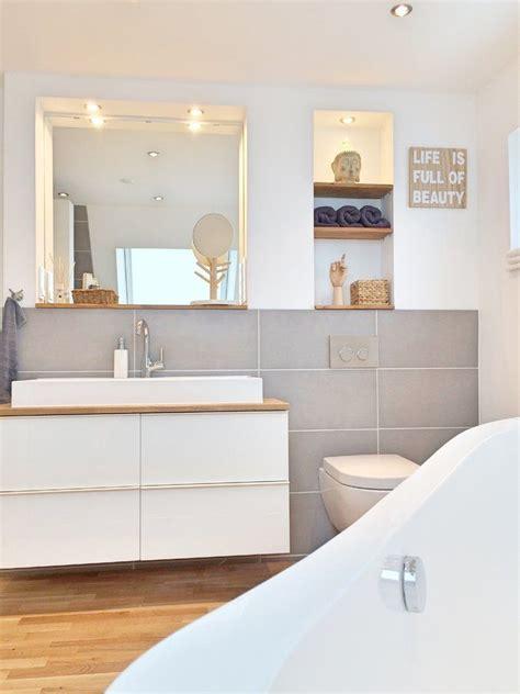 Badezimmer Platten Kaufen by Die Besten 25 Bad Unterschrank Holz Ideen Auf