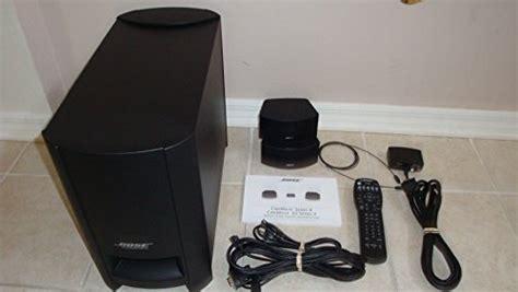 bose cinemate gs series ii digital home theater speaker