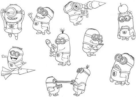 minion golf coloring page minion golf coloring pages coloring pages
