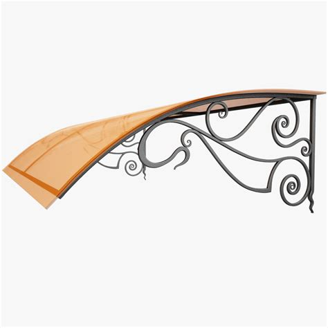 Wrought Iron Awning by Wrought Iron Awning