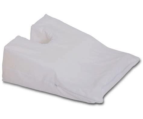 Stomach Sleeper Pillow by Stomach Sleeper Pillow Large 14 X 29 X 6 To 2 5 Inch