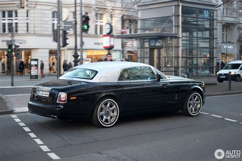roll royce phantom coupe rolls royce phantom coup 233 series ii 6 february 2016