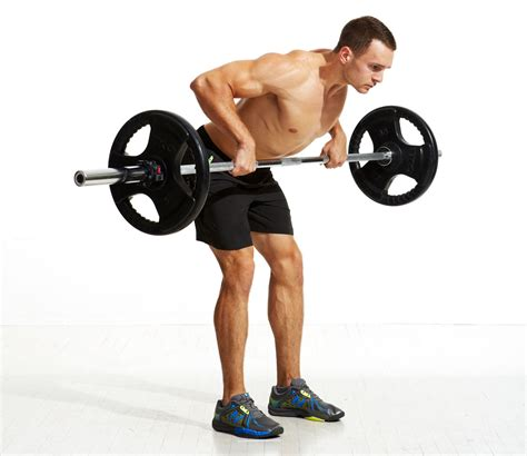 best workout the 5 best barbell complex workout to burn and build