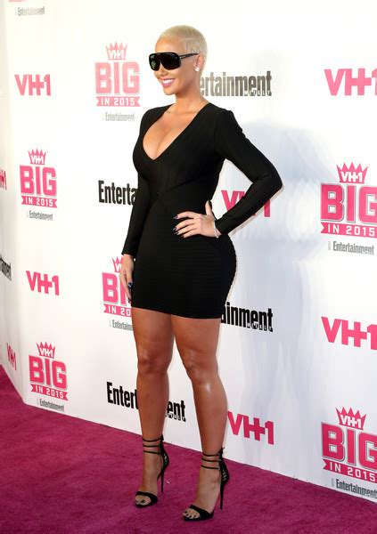 vh1 big in 2015 with entertainment weekly awards amber rose photos photos vh1 big in 2015 with