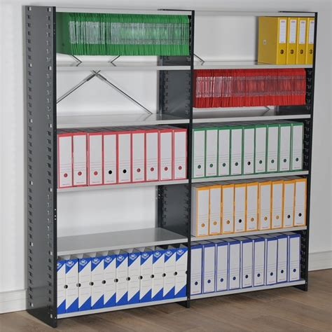 rayonnage bureau rayonnage archives avec parois pleines equiprayonnage