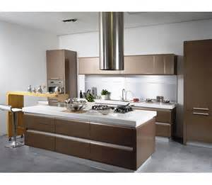 simple kitchen designs for minimalist home interior design