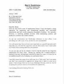 Cover Letter For Trainee Accountant Position Sle Cover Letter For Accountant Sle Cover Letter
