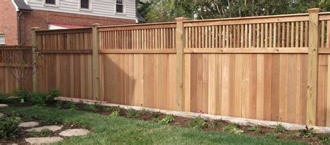 backyard fence design classy pine stockade pressure treated wood fence panel for