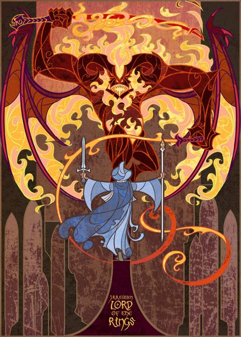 of glass lord of the vag books lord of the rings stained glass style by jian guo