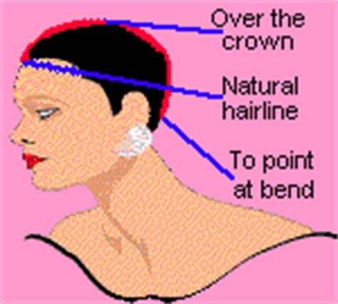 how to achieve bump at crown of hair for hairstyles properly measuring you head for a wig of hair pieces is vital