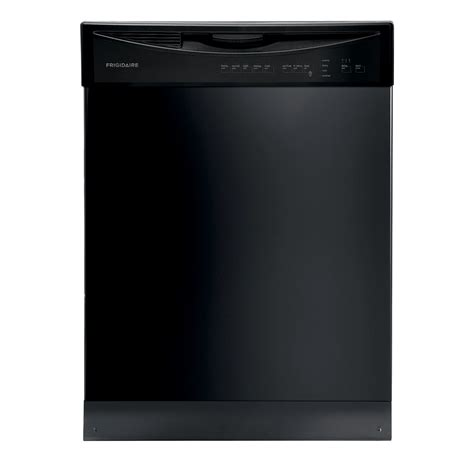 Frididaire Dishwasher Low Price Frigidaire Ffbd2411nb 24 Quot Built In Dishwasher In