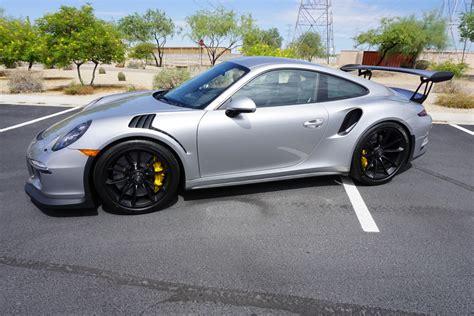 Porsche Gt Silver Dealer Inventory 2016 Porsche Gt3rs Gt Silver Rennlist
