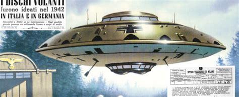 il disco volante il disco volante che spavent 242 mussolini nuove prove tra