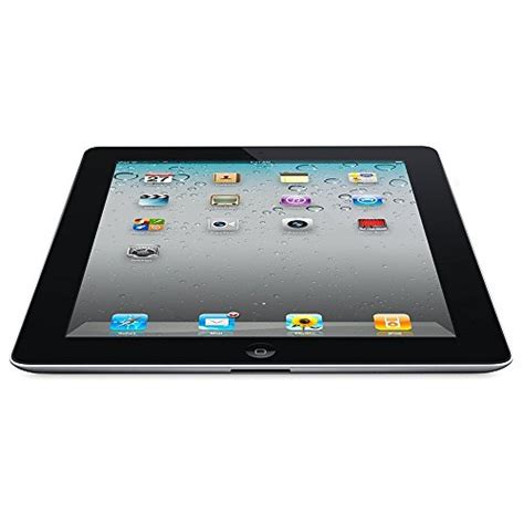 Tablet Apple Second apple 2 mc769ll a tablet ios 7 16gb wifi black