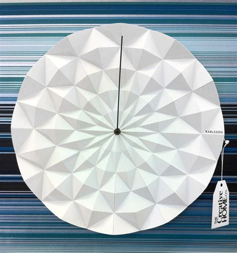 How To Make An Origami Clock - the world s catalog of ideas