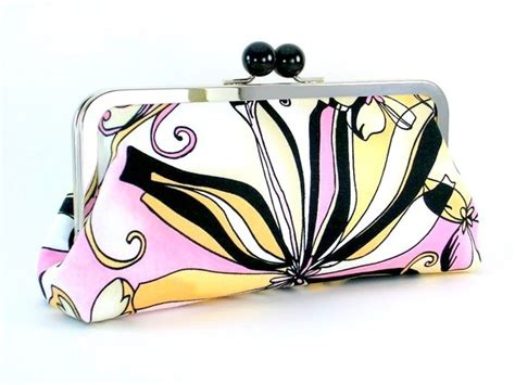 Another Etsy Find The Satin Rolled Clutch by 10 Best Bags Images On Clutch Purse