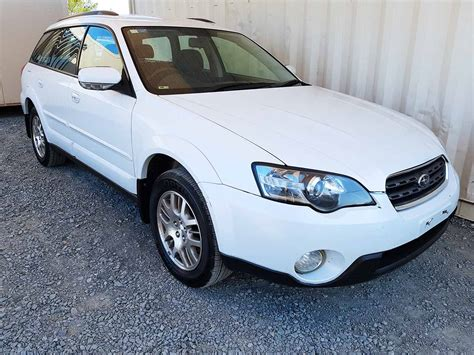 subaru awd wagon subaru outback awd wagon 2003 white used vehicle sales