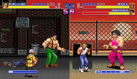 Rage Vs Fight Streets Of Rage Jeu Gear Images Vid 233 Os Astuces Et Avis