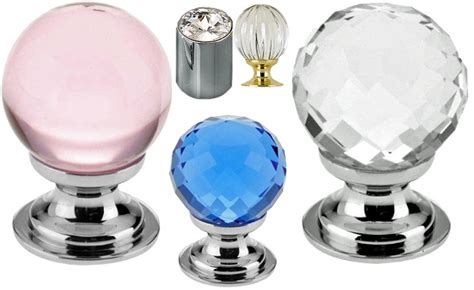 Door Handles And Knobs Uk by Glass Swarovski Door Knobs Door Handles Uk