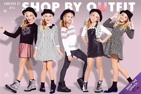 kids fashion advice and finds for girls and boys forever 21 kid s clothes girl gloss