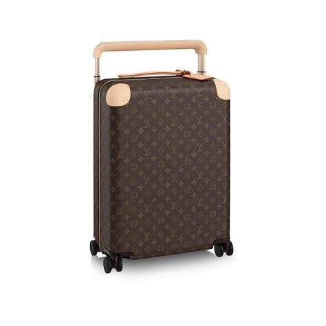 Koper Travel Bag Lv horizon 55 monogram canvas travel louis vuitton