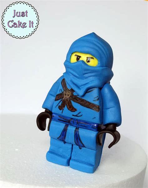 Tutorial Lego Ninjago | fondant lego ninjago figure tutorial cakesdecor