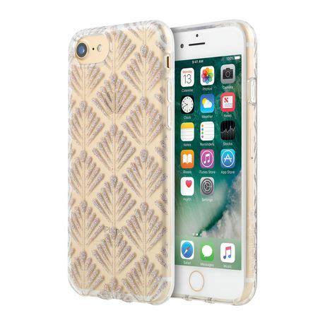 incipio ngp design series white flowers case foriphone