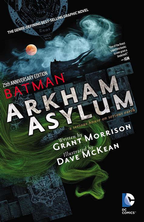 Arkham Asylum A Serious House On Serious Earth Pdf by Review Arkham Asylum A Serious House On Serious Earth