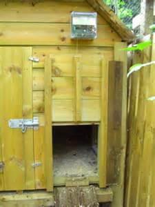learning k best automatic chicken coop door opener diy