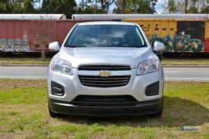2015 chevrolet trax ls spin