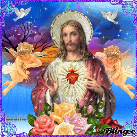 imagenes de jesucristo brillantes discover share this jesus gif with everyone you know