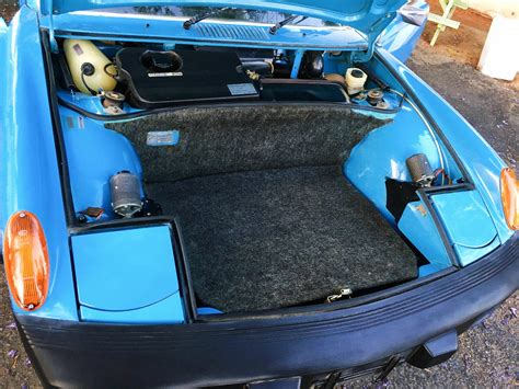 porsche 914 engine bay 32k mile survivor 1975 porsche 914