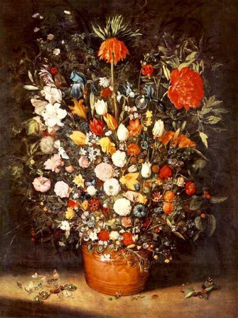 pittori di fiori cinque famosi quadri floreali cinque cose