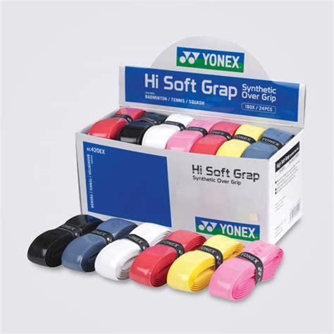Yonex Grip Karet Badminton ac420ex hi soft grap