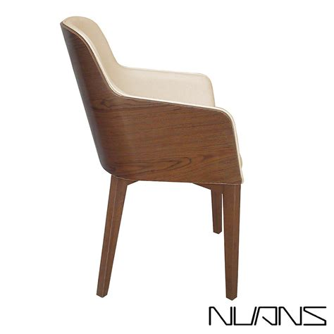 Plywood Chairs by Hudson Arm Plywood Chair Wood Base Nuans Metropolitandecor