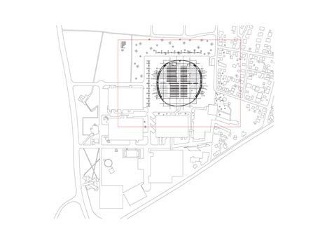 vitra fire station floor plan sanaa s first ever industrial building who knew a factory