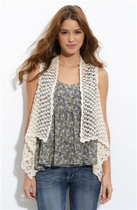 vintage vest pattern free vest patterns free vintage crochet patterns
