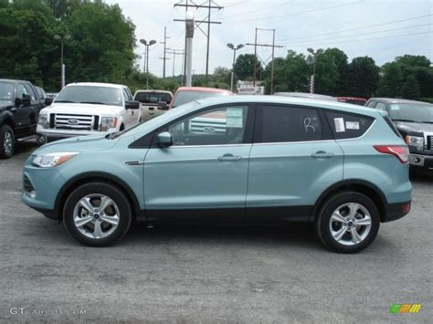 2013 ford escape colors frosted glass metallic 2013 ford escape se 1 6l ecoboost