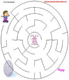 Maze Template by Maze Puzzle Gallery Templates Tilers Masks