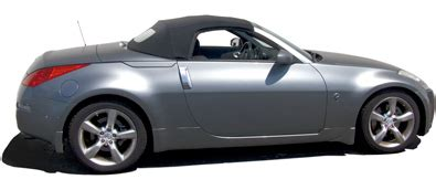 nissan  convertible top replacement