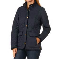 Navy Quilted Jacket by Joules Newdale Classic Fit Quilted Jacket Marine Navy