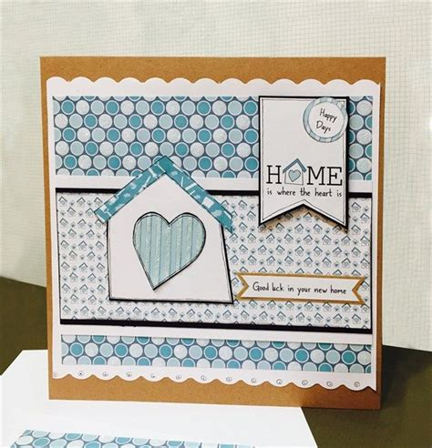 printable new house card handmade new home card with tutorial uses free to