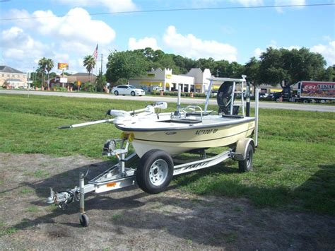 used boats for sale in port charlotte florida 2010 used long bay 15 flats fishing boat for sale