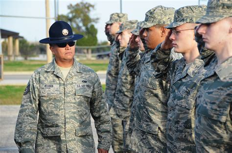 basic military training needs reserve instructors gt air