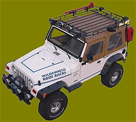 Jeep Top Roof Rack Jeep Accessories Fender Flares Compressor Lights