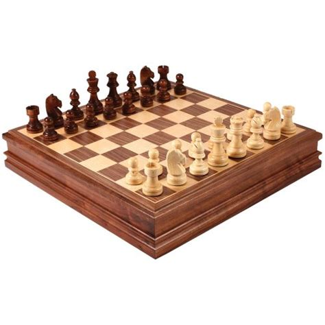amazon chess set new catherine chess inlaid wood board game with wooden