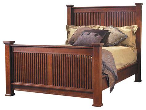 stickley headboard stickley prairie bed 89 91 684