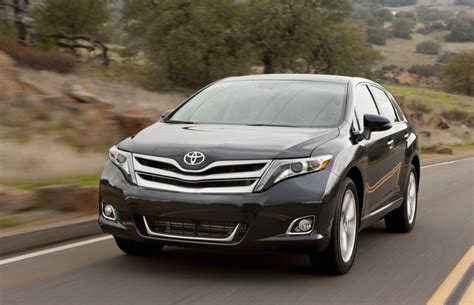 all car manuals free 2013 toyota venza electronic toll collection 2013 toyota venza preview 2012 new york auto show