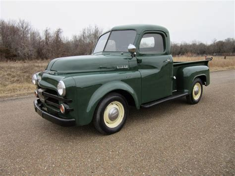 dodge truck car all american classic cars 1953 dodge b series pickup truck